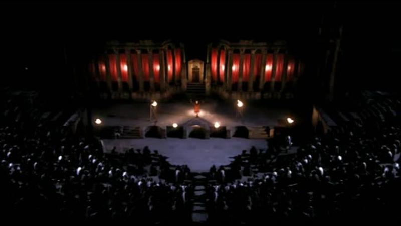 BBC Древний Рим Расцвет и падение империи 1 серия