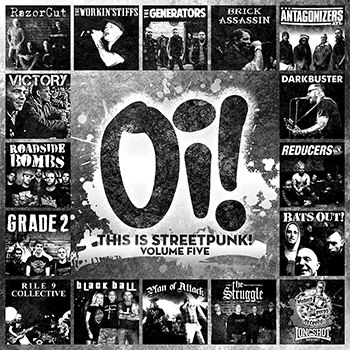 V.A.  - Oi! This is streetpunk Vol. 5 (2015)