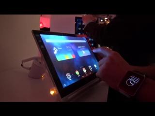 Быстрый обзор Lenovo Yoga Tablet 2  Tablet 2 Pro