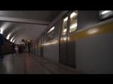 Парад поездов к 80-летию Московского метрополитена 15 мая 2015 года.