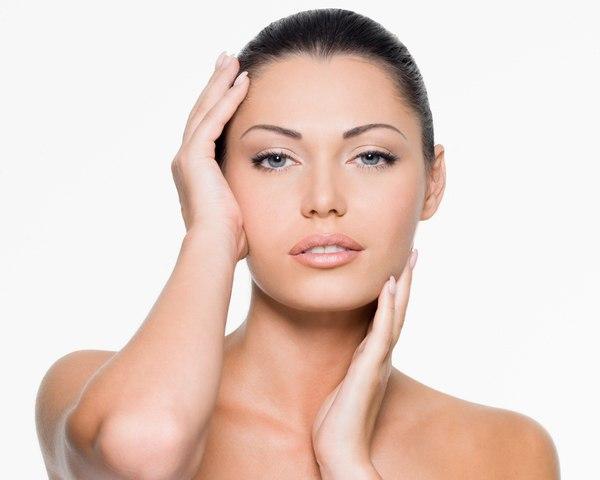Исправить недостатки лица макияж