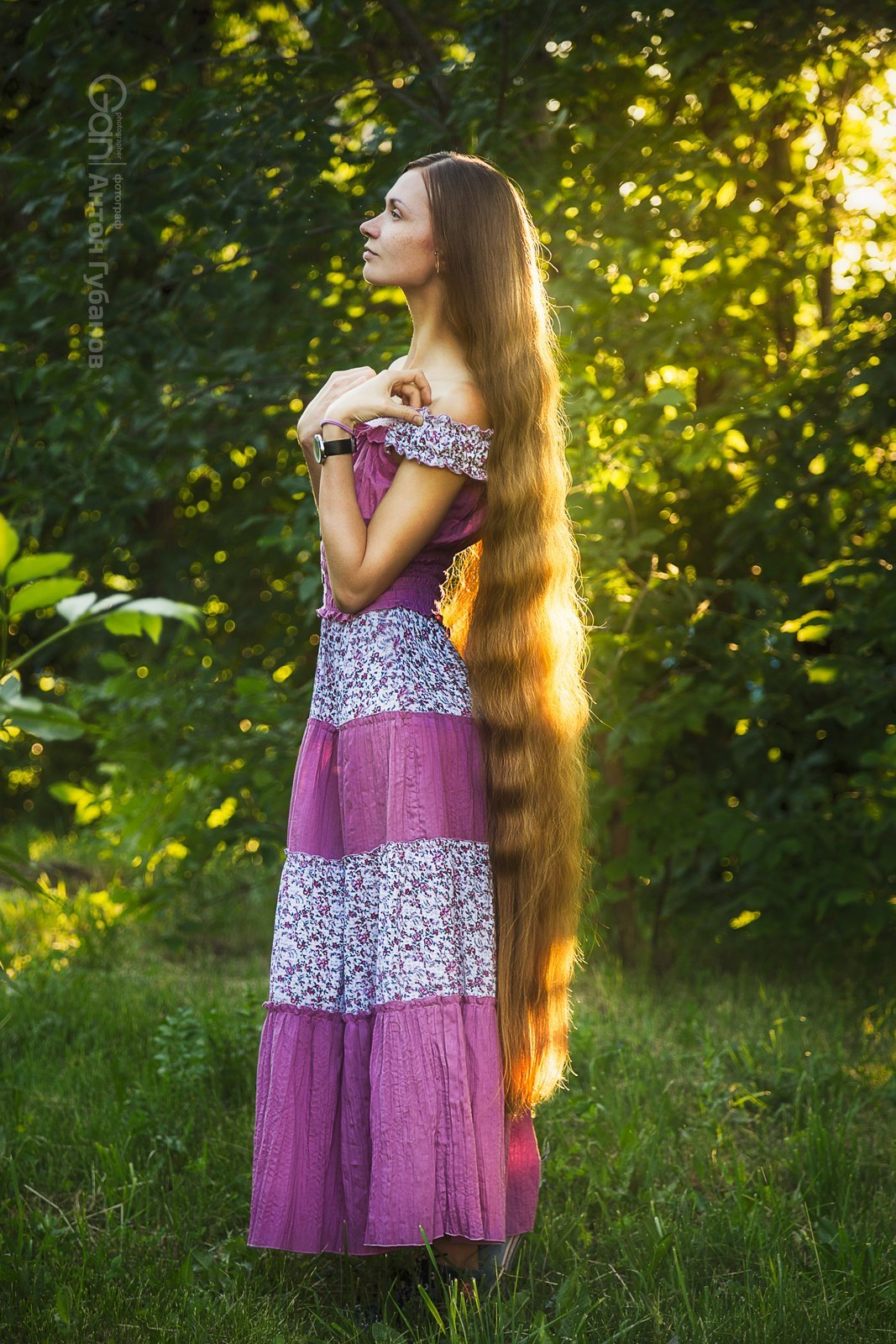 Ha Hair Accessories For Apostolic Long Hair - Beautiful long shiny hair u vi a s
