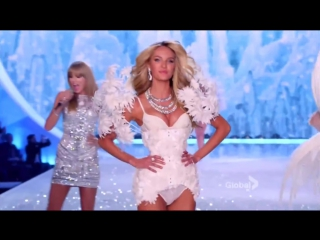Виктория Сикрет Fashion Show 2015 Taylor Swift
