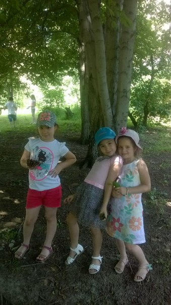 Второй сезон летнего лагеря - фотоотчет