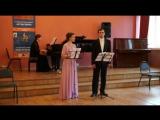 Алексей Веткин ,Анастасия Веткина -дуэт Серпины и Уберто