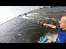 Waik Board riding