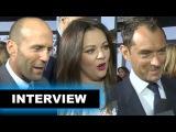 Spy 2015 Interview - Melissa McCarthy, Jason Statham, Jude Law - Beyond The Trailer
