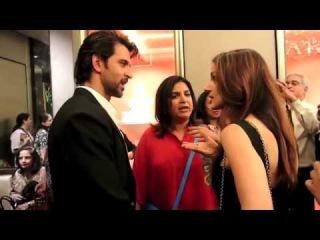 Hrithik Sussanne Roshan Sushmita Sen Farah Khan at Farah Khan Ali s New Store Launch