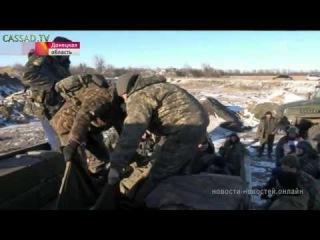 Как солдаты ВСУ сотнями сдаются в плен