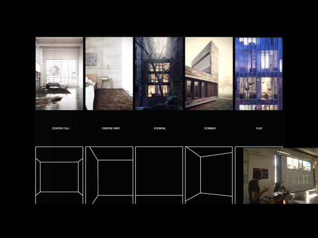 Architectural Visualisation Techniques by Hesh Fekry, BIM@UWE