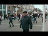 Flashmob Backstreet Boys in Ukraine