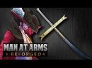Yoru Mihawk's Sword One Piece MAN AT ARMS REFORGED