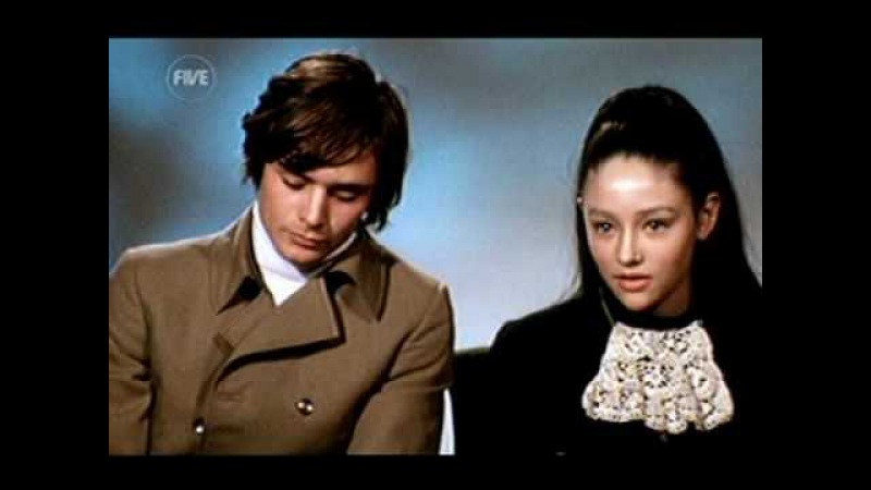 Olivia Hussey Leonard Whiting interview (1968)