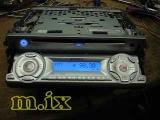 Ремонт автомагнитол Sony CDX-M610