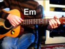 Воскресение - Кто виноват Тональность Еm Как играть на гитаре песню