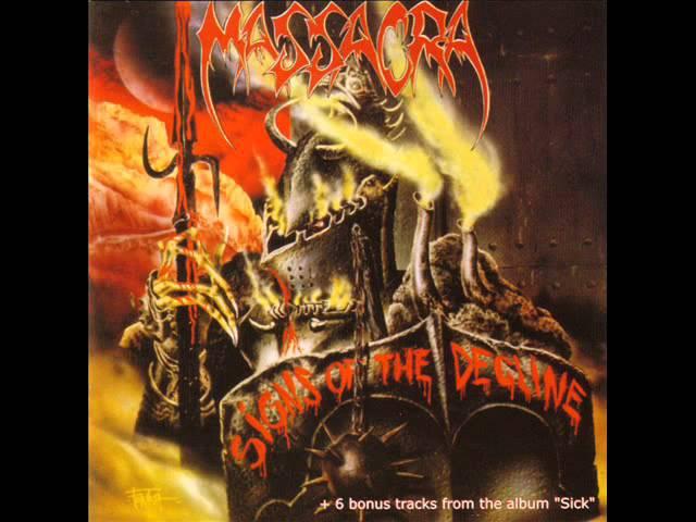 Massacra Signs of the Decline Full Album 1992