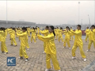 Over 50,000 perform Tai Chi to smash Guinness World Record