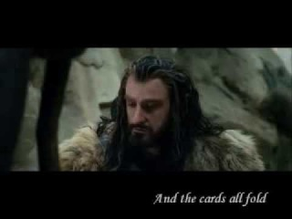 Thorin's demons - The Hobbit: Desolation of Smaug