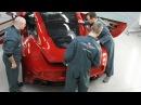 Making of the Alfa Romeo Disco Volante by Touring