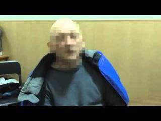 Признание террориста, устроившего взрыв во время мирного шествия в Харькове