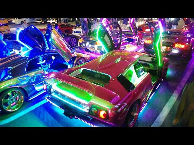 Lighting Up Tokyo