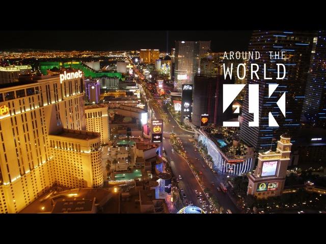 Las Vegas in 4K