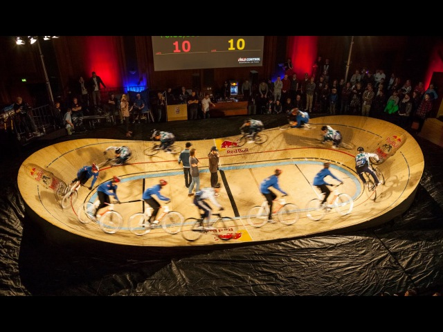 Track Cycling in Denmark - Red Bull Mini Drome 2013
