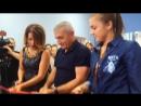 Открытие Violet Dance Club с Юлианой Бухольц