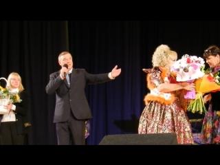 Вятская Дымка приклоняется перед талантом Н Кадышевой