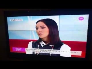 Алсу в программе Стол Заказов на РУ ТВ