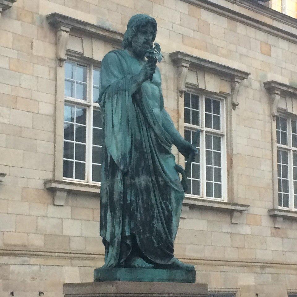 Экскурсия в Датский парламент