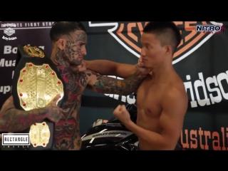 Ben Nguyen vs Julz Jackal