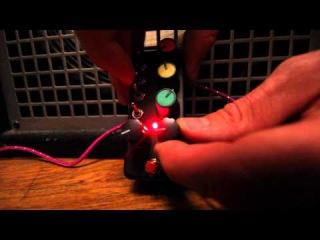 Uoki-Toki - Atari Dub Siren (Atari Punk Console with LFO)