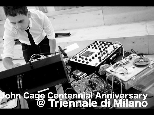 John Cage 100 Anniversary Performance: Variations VI