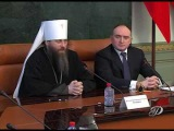 Соглашение Челябинской митрополии РПЦ и региона (из передачи