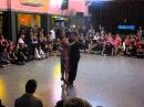 GUILLE BARRIONUEVO y MARIELA SAMETBAND en Viva La Pepa Milonga 4 4
