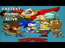 [SONIC KARAOKE ~CARTOONS~] Sonic SatAM - Fastest thing alive (Michael Tavera) [WATCH IN HD]