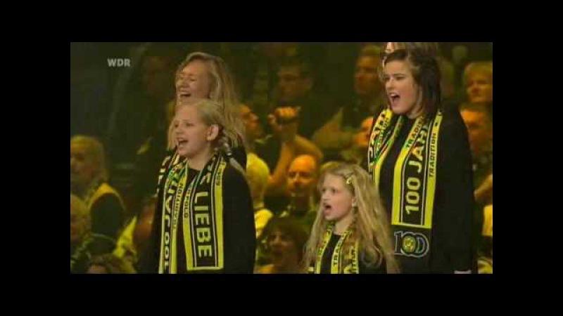 100 Jahre BVB: BVB-Hymne Schon seit 100 Jahren (HQ)