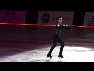 2010.09.04 Artistry on Ice Johnny Weir [Poker Face]