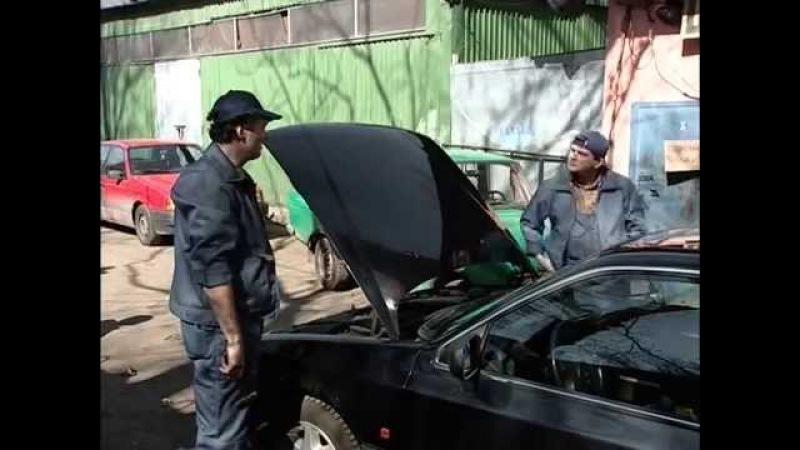 Иванов и Рабинович или ай гоу ту Хайфа 1 серия