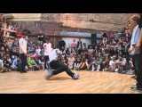 Hunters vs Scream &amp Skinny &amp Gleb  18  V1 Battle 2015  vk.comBREAKS_COM