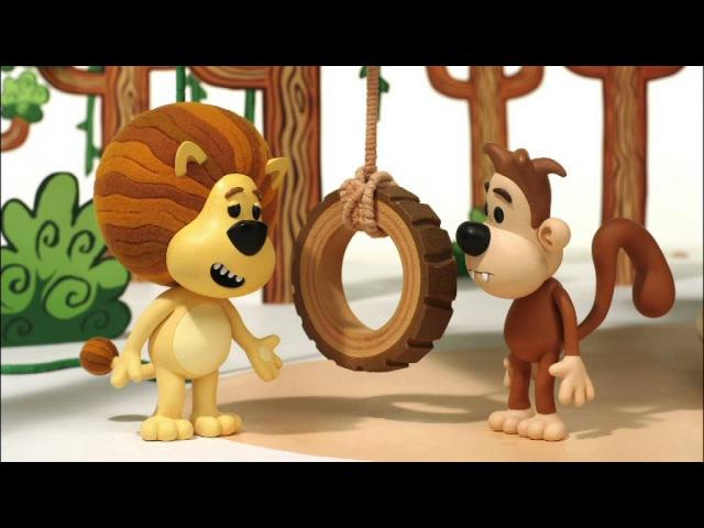 Raa Raa the Noisy Lion - Raa Raa Gets Hiccups