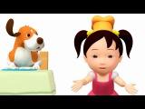 Английский язык для детей: Мяу-Мяу - 1 сезон - все серии