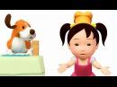 Английский язык для детей Мяу-Мяу - 1 сезон - все серии