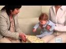 Интеллектуальное развитие ребенка 5-6 месяцев по методике Маленький Леонардо . Урок 4