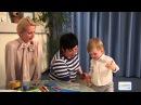 Интеллектуальное развитие ребенка 2 лет по методике Маленький Леонардо . Урок 11
