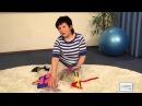 Интеллектуальное развитие ребенка 1,5-2 лет по методике Маленький Леонардо . Урок 15
