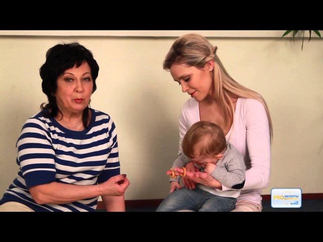 Интеллектуальное развитие ребенка 11 12 месяцев по методике Маленький Леонардо Урок 9