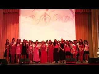 Концерт KISS 2014 - Хабаровская международная летняя школа ДВГУПС