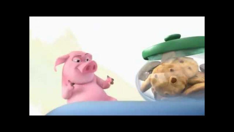 ★ ★ ★ Очень Смешной Мультик про Поросенка | Very Funny Cartoon about Piglet